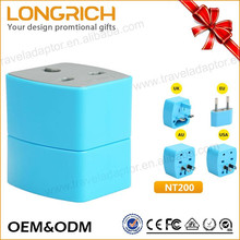 LONGRICH Tiny Size World Travel explosion proof plug and socket,mennekes plug socket,multi pin plug sockets